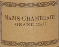 Domaine Charlopin-Parizot Mazis-Chambertin Grand Cru  label