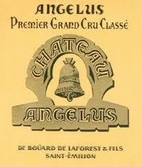 Château Angélus  Premier Grand Cru Classé A label