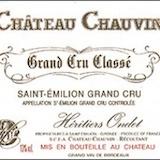 Château Chauvin  Grand Cru Classé label
