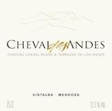 Cheval des Andes  label