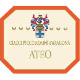 Ciacci Piccolomini d'Aragona Ateo label