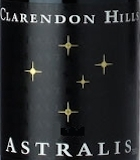 Clarendon Hills Astralis Shiraz label