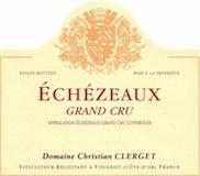 Domaine Christian Clerget Echezeaux Grand Cru  label