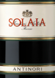Tenuta Tignanello Solaia label