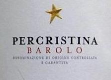 Domenico Clerico Barolo Percristina label
