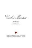 Domenico Clerico Barolo Ciabot Mentin label