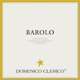 Domenico Clerico Barolo  label