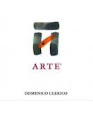 Domenico Clerico Langhe Arte label