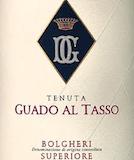 Tenuta Guado al Tasso  label