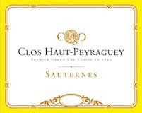 Clos Haut-Peyraguey  Premier Cru label