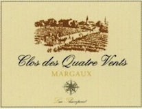 Clos des Quatre Vents  label
