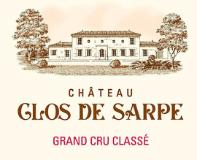 Clos Sarpe  Grand Cru Classé label