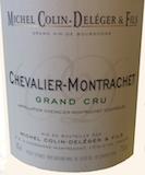 Domaine Colin-Deléger Chevalier-Montrachet Grand Cru  label