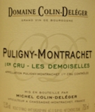 Domaine Colin-Deléger Puligny-Montrachet Premier Cru Les Demoiselles label