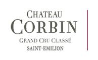 Château Corbin Grand Cru Classé label
