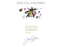 Jean-Luc Colombo Cornas Les Ruchets label