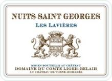 Domaine du Comte Liger-Belair Nuits-Saint-Georges Les Lavières label