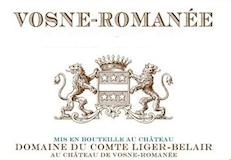 Domaine du Comte Liger-Belair Vosne-Romanée  label