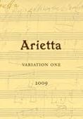 Arietta Variation One label