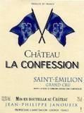 Château La Confession  Grand Cru label