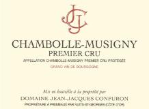 Domaine Jean-Jacques Confuron Chambolle-Musigny Premier Cru  label