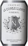 Château La Conseillante  label