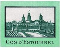 Château Cos d'Estournel Blanc label