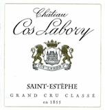 Château Cos Labory  Cinquième Cru label