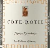 Domaine Yves Cuilleron Côte Rôtie Terres Sombres label