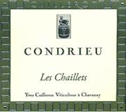 Domaine Yves Cuilleron Condrieu Les Chaillets label