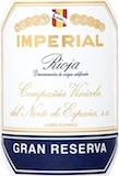 Cune Rioja Imperial Gran Reserva label