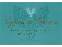 Château Climens Cyprès de Climens label