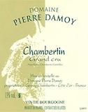 Domaine Pierre Damoy Chambertin Grand Cru  label