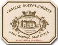 Château Doisy-Védrines  Deuxième Cru label