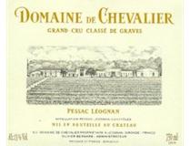 Domaine de Chevalier Blanc Cru Classé de Graves label