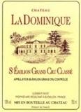 Château La Dominique  Grand Cru Classé label