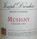 Maison Joseph Drouhin Musigny Grand Cru  label