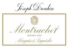 Maison Joseph Drouhin Montrachet Grand Cru Marquis de Laguiche label
