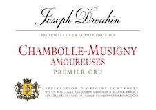 Maison Joseph Drouhin Chambolle-Musigny Premier Cru Les Amoureuses label