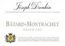 Maison Joseph Drouhin Bâtard-Montrachet Grand Cru  label