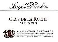 Maison Joseph Drouhin Clos de la Roche Grand Cru  label