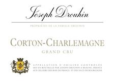 Maison Joseph Drouhin Corton-Charlemagne Grand Cru  label