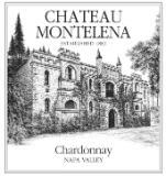 Chateau Montelena Chardonnay label