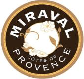 Château Miraval  label