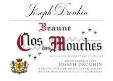 Maison Joseph Drouhin Beaune Premier Cru Clos des Mouches Blanc label