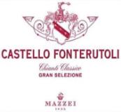 Castello di Fonterutoli (Mazzei) Chianti Classico Castello Fonterutoli Gran Selezione label