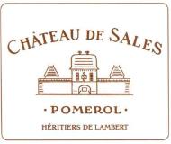Château de Sales  label