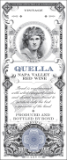 Bond Quella label
