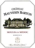 Château Mauvesin Barton  label