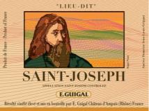 E. Guigal Saint-Joseph Cuvée Lieu-Dit label